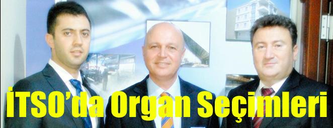 itso organ seçimi