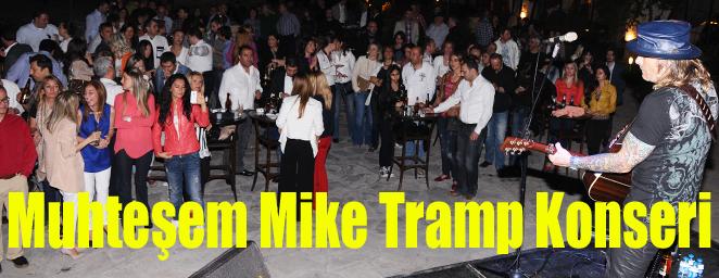 mike tramp konseri2