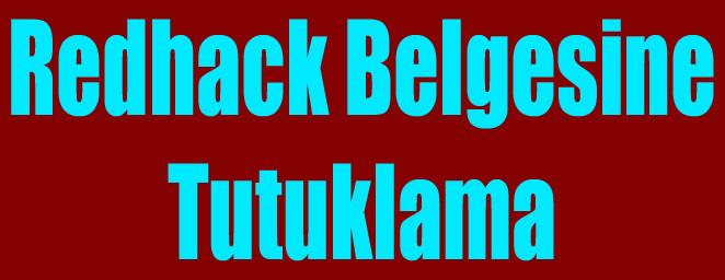 redhack belgesi