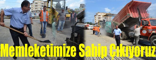 asfalt çalışması1