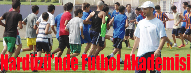 futbol akademisi