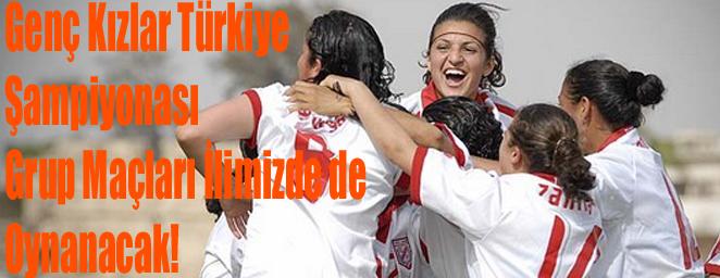 genç kızlar şampiyona