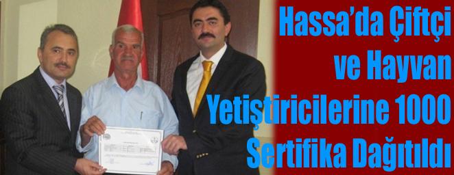 hassa sertifika