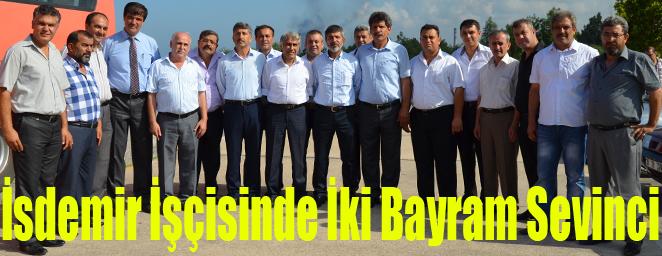 bayram isdemir