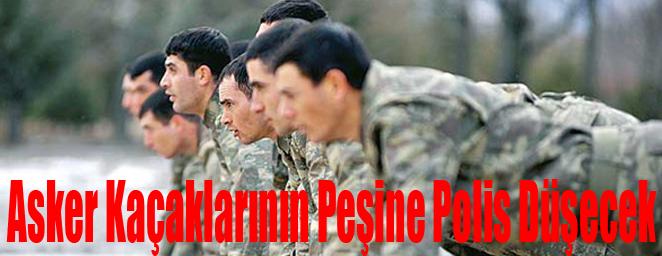 asker kaçakları