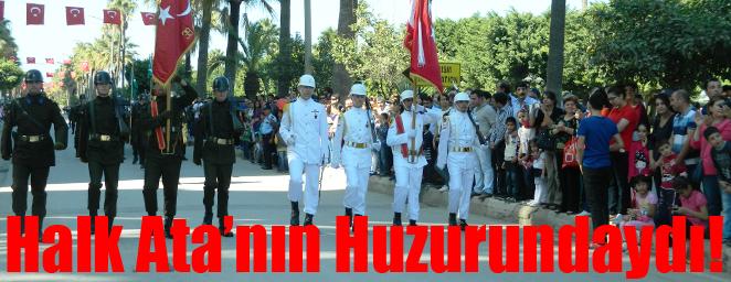 cumhuriyet töreni1