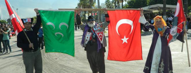cumhuriyet töreni6