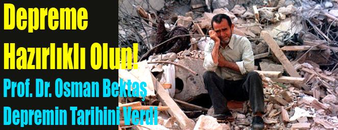 deprem tarihi