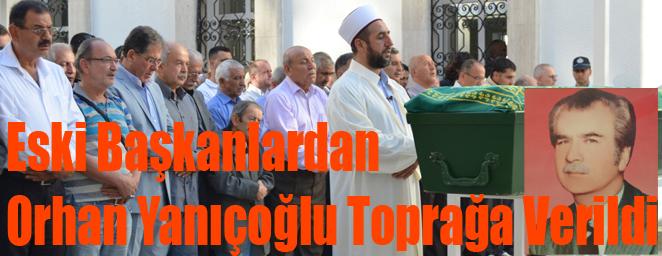 eski başkan cenaze