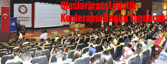 lojistik konferansı