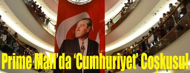 pm-cumhuriyet coşkusu