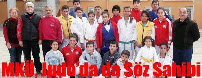 mkü-judo takımı