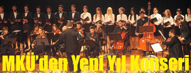 mkü-yeni yıl konseri