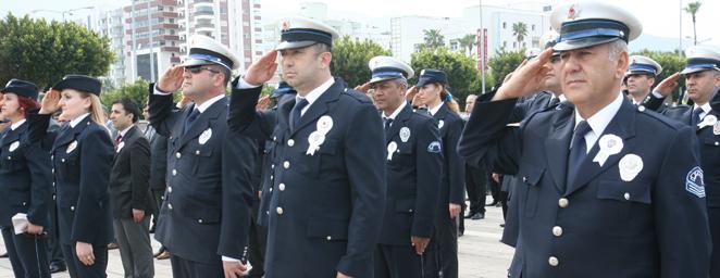 polis günü tören2