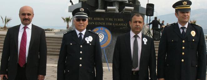 polis günü tören3