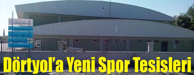 dörtyol spor tesisi