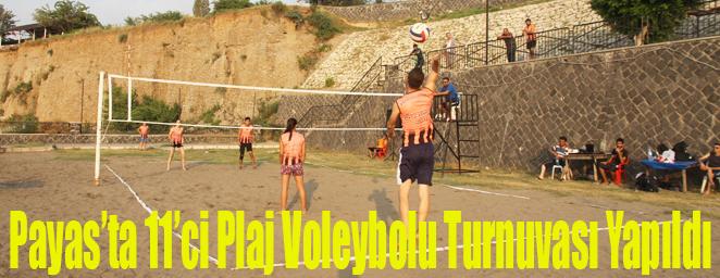 payas-plaj volaybolu
