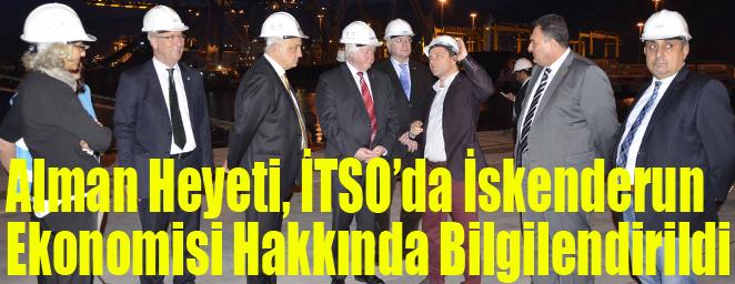 itso-alman heyet1