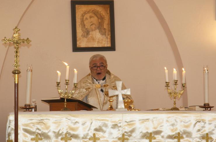 İskenderun Süryani Katolik Kilisesi, İstanbul'dan Misafir